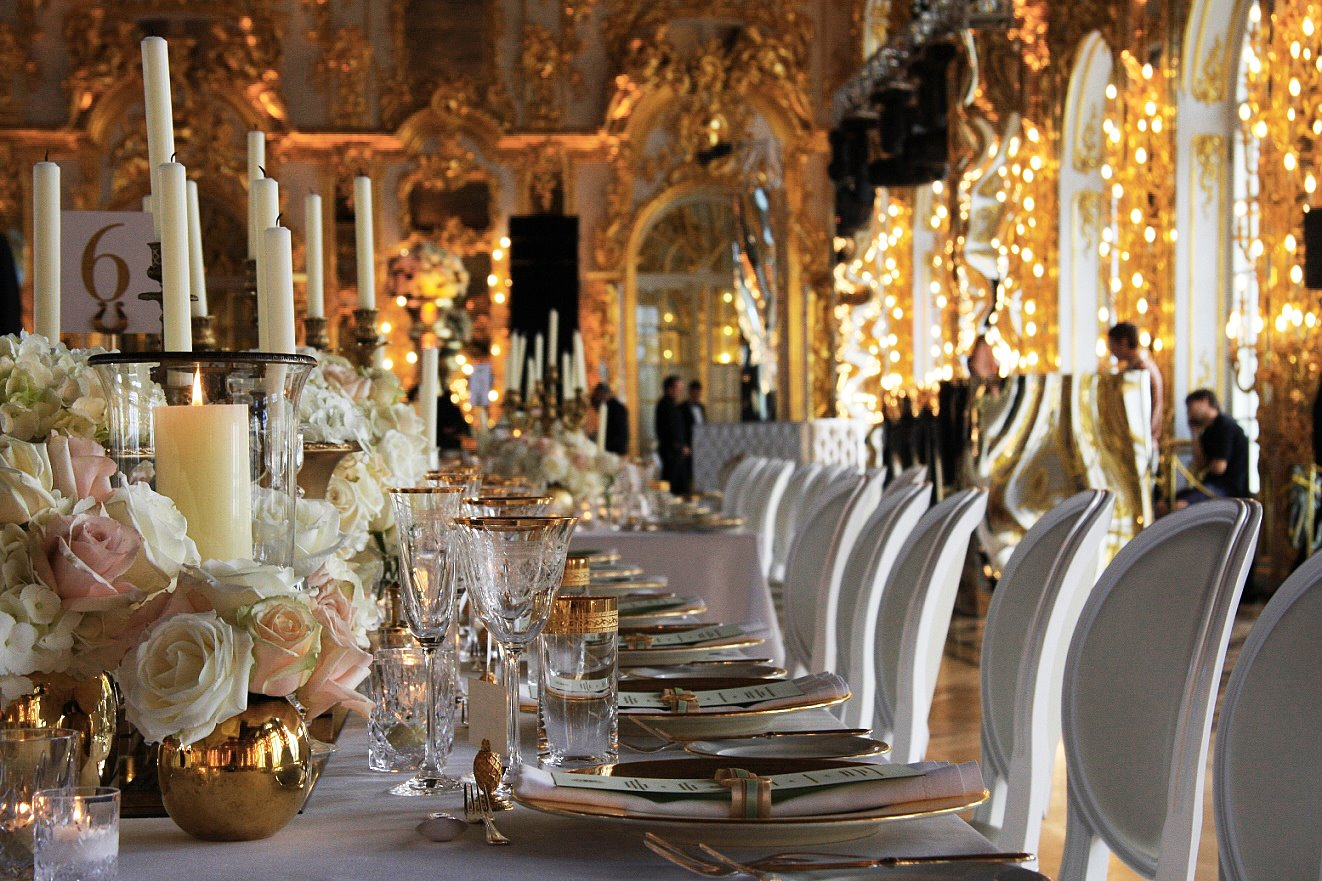 Grand Hotel Europe Catering
